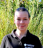 Sije Emma Ernst Assistentin  Kindertraining