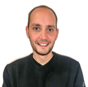 Sihing Dominik Dietzold 12. Schülergrad Wing Tsun und Kindertrainer